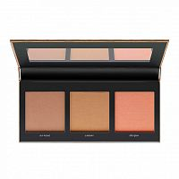 Палетка 2 бронзатора и румяна Most Wanted Bronzing Palette, ARTDECO