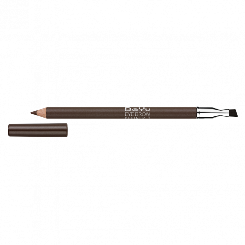 Карандаш для бровей с кисточкой Eye Brow Definer, BeYu