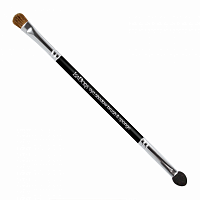 Кисть и аппликатор для теней Double Ended Eye Shadow Applicator, IsaDora