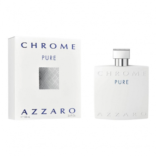 Azzaro Chrome Pure фото 2