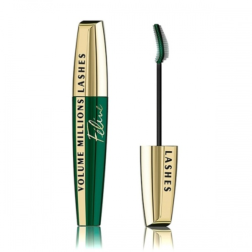 "Тушь для ресниц ""Volume Millions Lashes. Feline"", L'Oreal Paris"