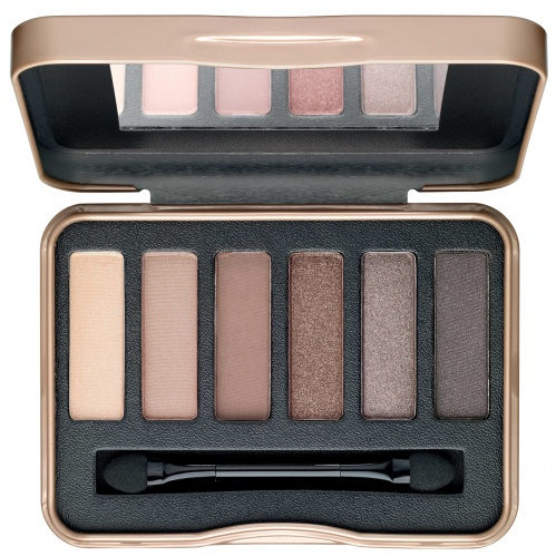 Тени для век Natural Nudes Eyeshadow Palette by Irma, Тон: 1, BeYu