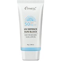 Лосьон солнцезащитный Uv defence sun block day moisture sun lotion, Esthetic House