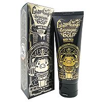 Маска-пленка золотая Hell-Pore longolongo gronique gold mask pack, Elizavecca
