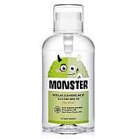 Вода мицеллярная Monster micellar cleansing water, Etude House